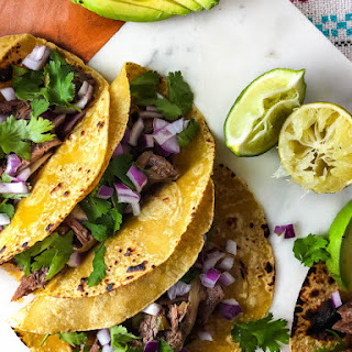 Easy Shredded Beef Tacos Recipe