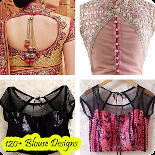 120+ Blouse Designs - náhled
