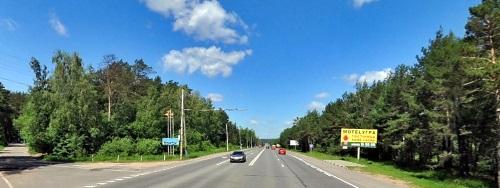 Кемпинги по дороге в Калугу 3124