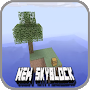 New Skyblock Survival Map For MCPE APK icon