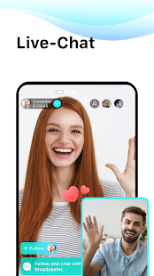 Bigo Live: Live-Stream, Live-Chat & Live-Video Screenshot