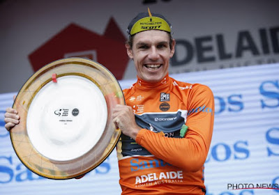Daryl Impey pikt ritwinst mee in de Tour Down Under