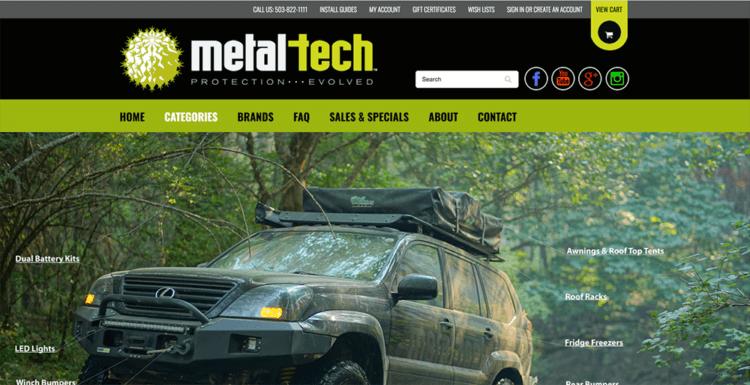 top best automotive e commerce website