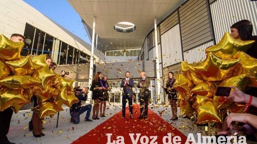 Nuevo reconocimiento al Centro Comercial Torrecárdenas.