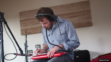 Photo: The Melodica. And Jon.