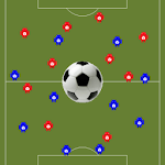 Tactic Board Soccer Icon