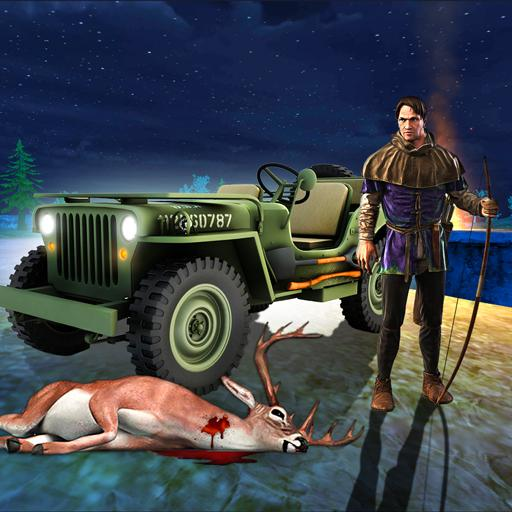 Real Archery Hunter : Jungle Animals Hunting 3D