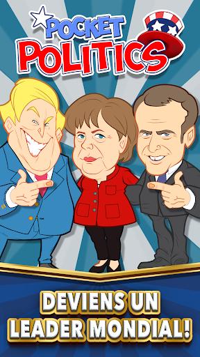 Pocket Politics: Idle Money  captures d'écran 1