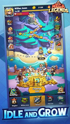 Mega Legends screenshots 1