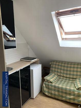Vente studio 8,8 m2