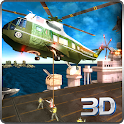 Navy Air Ambulance Rescue 3D icon