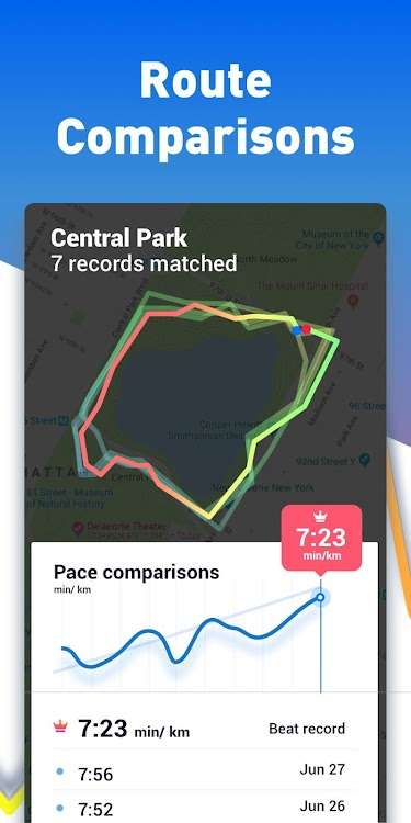 Running App: Run Tracker with GPS, Map My Running – (Android