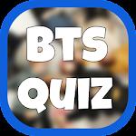 BTS Trivia Quiz Game Icon