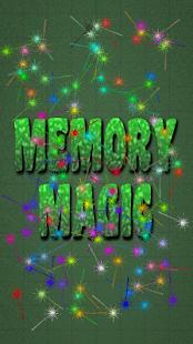 Memory Magic - náhled