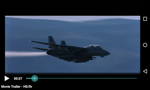 FLV Video Player screenshot 2