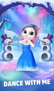 My Talking Angela Mod Apk  4.9.0.867 [Unlimited Money] 1
