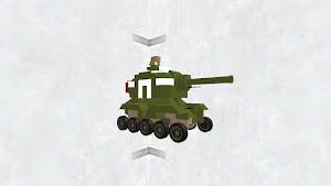装輪式重戦車HT-152