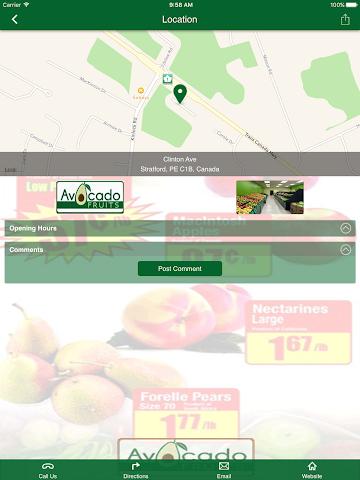 android Avocado Fruits Screenshot 5