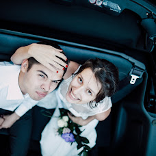 Wedding photographer Yuriy Ponomarev (yurara). Photo of 10.12.2015