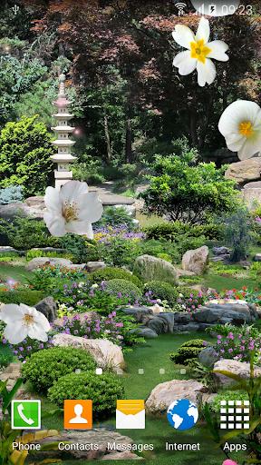 mod Spring Garden Live Wallpaper 1.0.7 screenshots 4