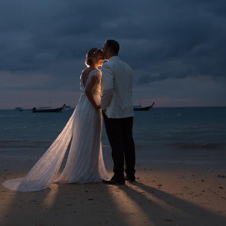 Wedding photographer Chumpon Hongkhiab (eddphotographer). Photo of 03.01.2018