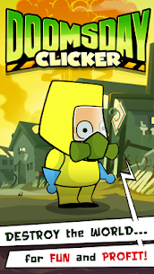 Doomsday Clicker MOD Apk 1.9.22 (Unlimited Money) 1