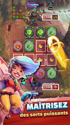 Super Spell Heroes APK MOD – ressources Illimitées (Astuce) screenshots hack proof 1