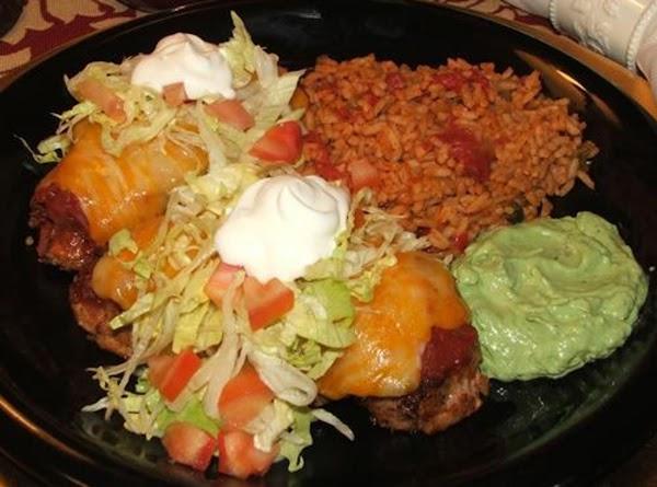 Mexican Pork Chops Grande, Ole! Recipe
