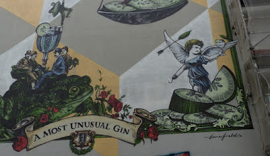 "Photo: ""A Most Unusual Gin"" INNERFIELDS"