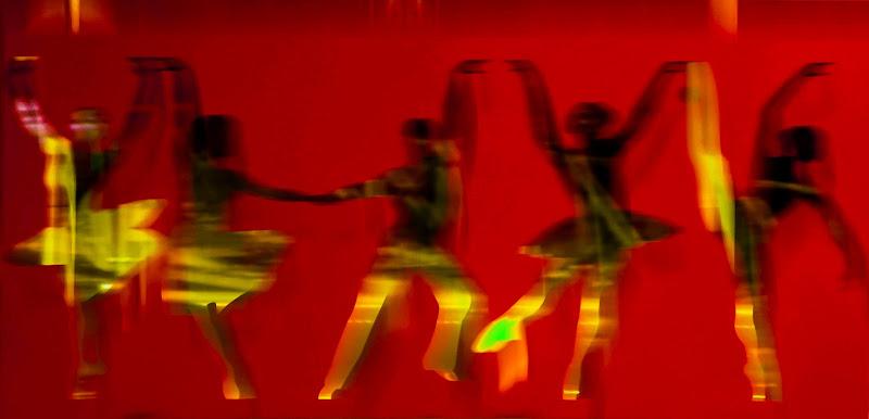 Danzando con la luce di Erre-Gi