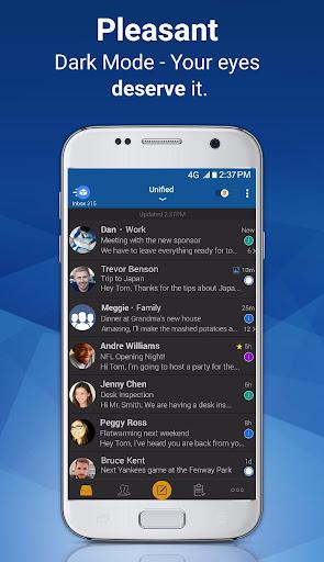 Blue Mail - Email & Calendar App - Mailbox 1.9.5.9 screenshots 7
