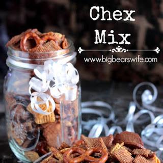 Chex Mix No Nuts Recipes.