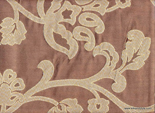 Photo: Royale 17 - MILANO – CHOCOLATE BROWN (100% Polyester)