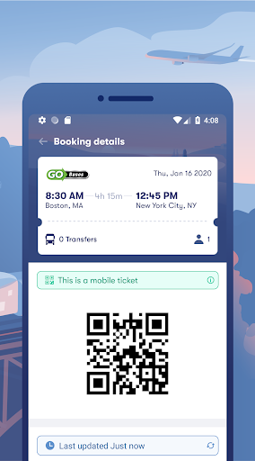 Omio: Book Train, Bus & Flight Tickets Apk 2