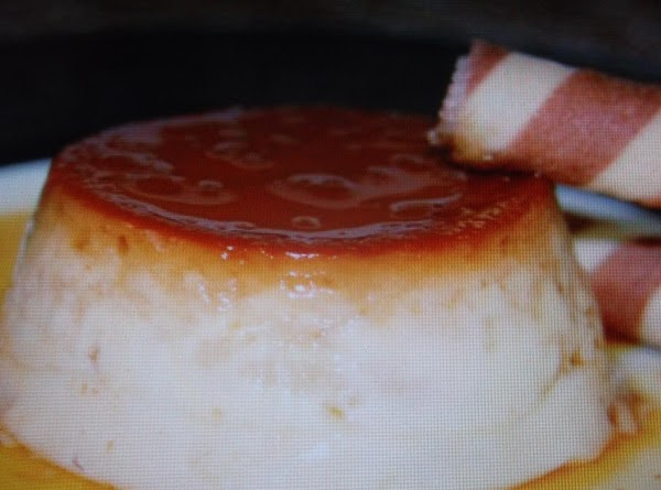FOR SPANISH FLAN: Place sugar in a large heavy skillet. Caramelize by cooking over medium...