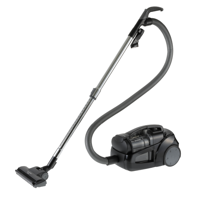 The Panasonic [MC-CL575] 2000W Vacuum Cleaner MC-CL575KV47 comes with a powerful suction and a double HEPA filtration system Source; Shopee.com