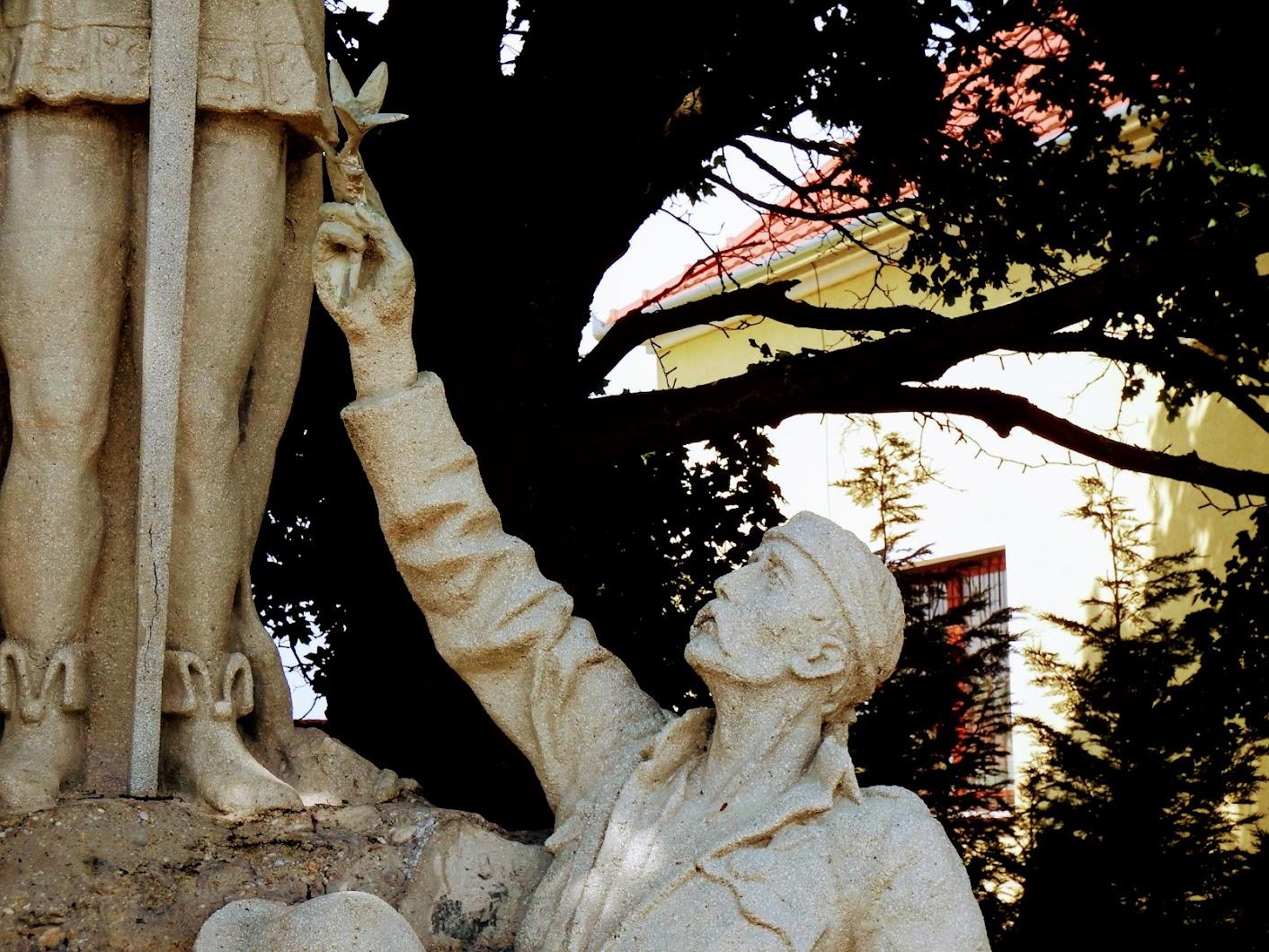 Nyőgér - I. világháborús emlékmű