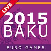 2015 Baku. Euro Games