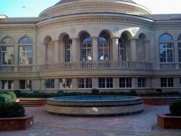 Кадыров дворец 1