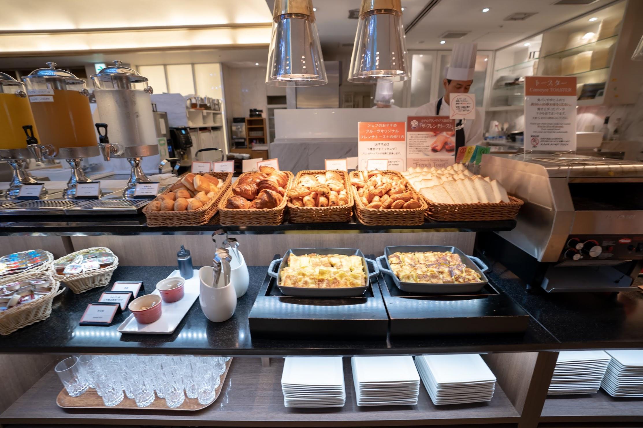 Hotel Granvia Osaka Breakfast4