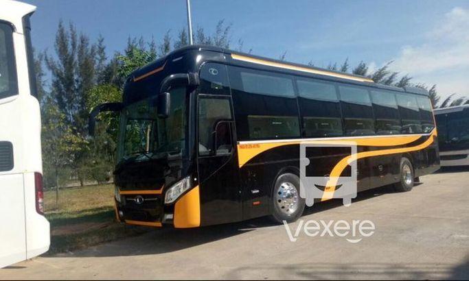 Xe limousine đi Quảng Ngãi: Mai Liên