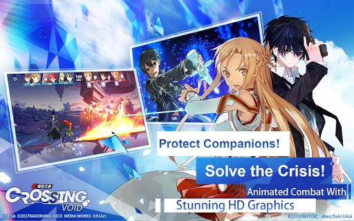 Dengeki Bunko: Crossing Void 3.0.1 screenshots 3