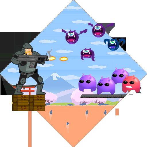 疯狂的战士:外国人 冒險 App LOGO-硬是要APP