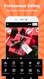 VivaVideo - Video Editor & Photo Movie APK screenshot thumbnail 2