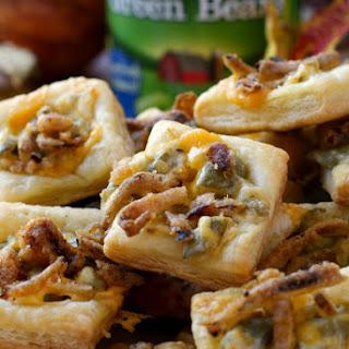 Green Bean Casserole Tartlets
