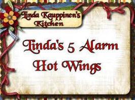 Linda's 5 Alarm Hot Wings (buffalo Style) Recipe