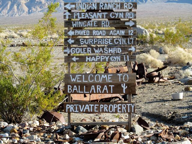Signage in Ballarat