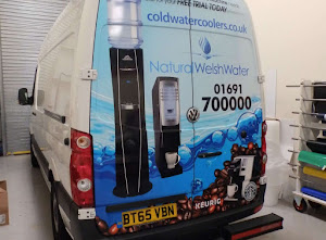 Vehicle graphics in Oswestry