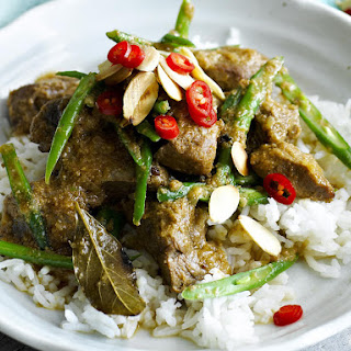 Bangladeshi Lamb Curry.
