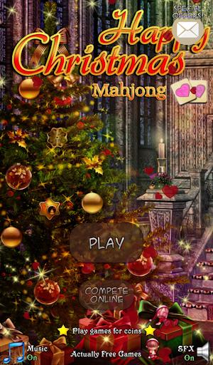 Hidden Mahjong Happy Christmas
